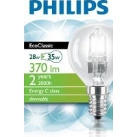 Philips EcoClassic 28W E14 P45 CL