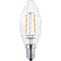 FILAMENT Classic LEDcandle ND 2-25W E14 827 ST35