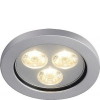 BIG WHITE LA 111982 EYDOWN  OutdoorLED 3W IP44 SLV