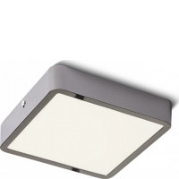 RED R13084 HUE SQ 17 DIMM LED 18W