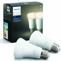 Hue Bluetooth 2x žárovka LED E27 9,5W 806lm 2700K