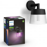 Hue LED White and Color Ambiance svítidlo Philips Attract 17461/30/P7 8W IP44