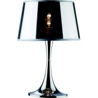 STOLNÍ LAMPA LONDON CROMO TL1 BIG 032375