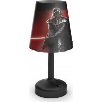 NOV 2015 DISNEY PŘENOSNÁ LAMPA STOLNÍ  Star Wars - Darth Vader